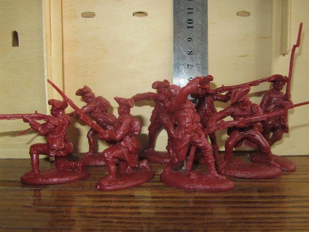 Британська регулярна армія 18 ст. фірми LOD