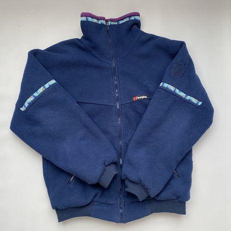 Windstopper berghaus polartec fleece 90s, retro, teddy, флисс, винтаж,
