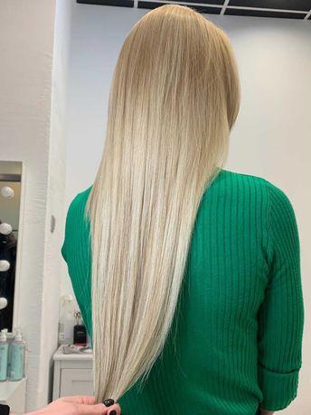 Włosy najlepszej jakości. SŁOWIAŃSKIE! 100gr/65cm