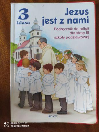 """Książka do religii klasa 3 szkoła podstawowa ,,Jezus jest z nami"""""""