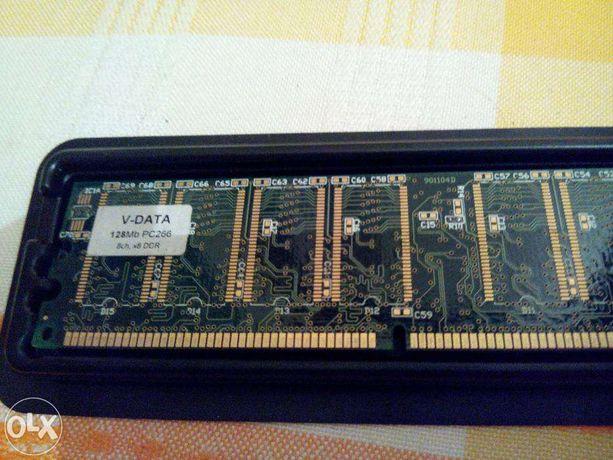 Оперативная память ОЗУ DDR 128 мб