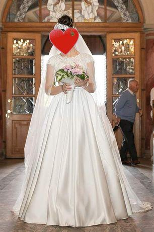 Сукня весільна особлива