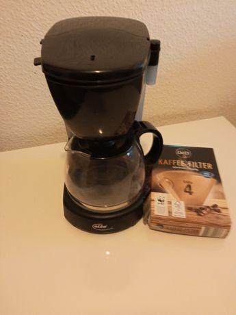 Express przelewowy do kawy Elta