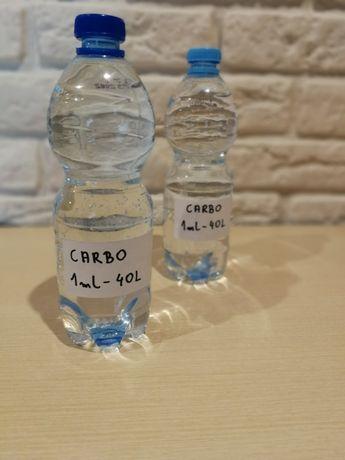 CARBO Węgiel w płynie. Antyglon! CO2!