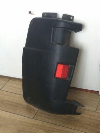 Б/у клик заднього бампера для Citroen Jumper, Fiat Ducato, Boxer