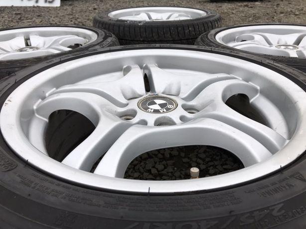 Диски BMW E46 Разноширокие 68 стиль is 41 ET 50 БМВ Е46 Michelin шрот