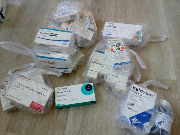 Leki i wstrzykiwacz do insuliny NovoPen 4