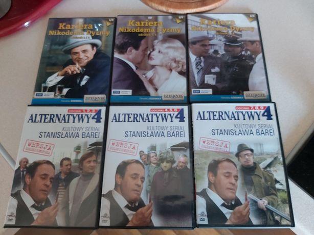 Alternatywy 4+Kariera Nikodema Dyzmy DVD