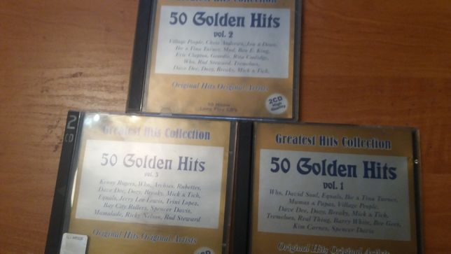 Plyty cd Greatest hits collection 50Golden Hitts