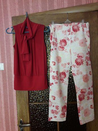 Блузка,брюки