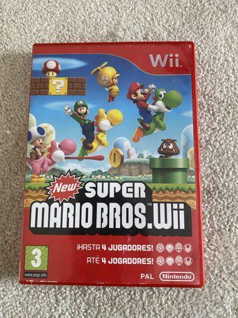 Nintendo Wii super mario bross