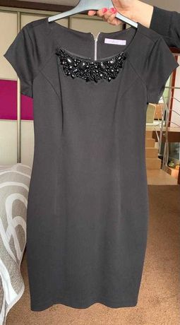 sukienka czarna TARANKO
