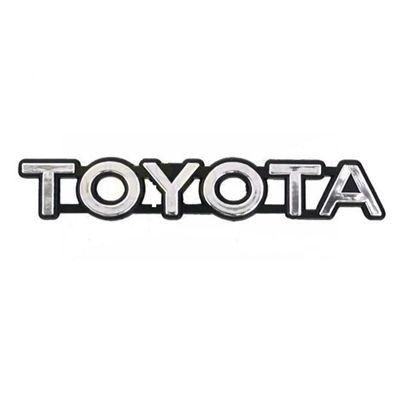 Emblemat znaczek logo napis Toyota 140x35mm