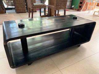 ŁAWA z wyspy Bali, lite drewno teak