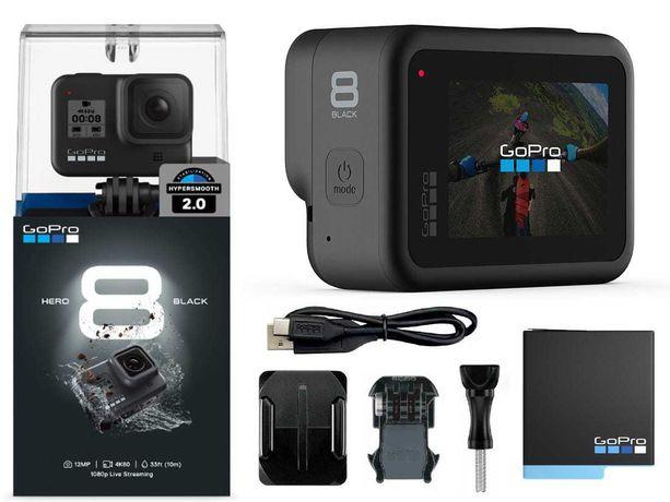 Kamera GoPro HERO 8 Black Go Pro HERO8 4K WiFi GPS