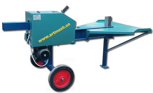 Дровокол рейковий 220 В, 2,2 кВт від виробника