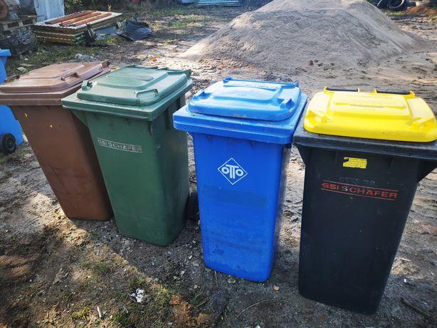 Śmietnik pojemnik na śmieci, Nowe!!! 120l