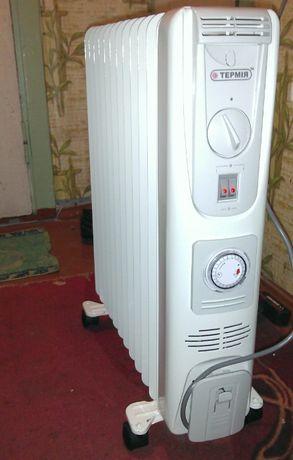 Масляный обогреватель с таймером ТЕРМIЯ 1220 (2 кВт, 12 секций)