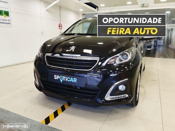 Peugeot 108 1.0 VTi Style
