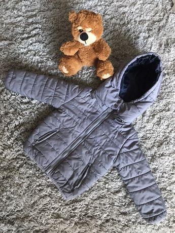 Куртка демісезон на хлопчика 18 м