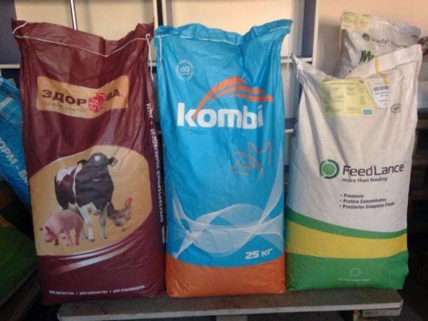 Корми,добавки,премікси,БМВД,Замінники цільного молока ГК Агровет Атлан