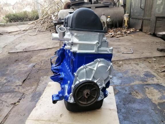 Мотор-ДВС-Двигатель ВАЗ 2107-2103-2101-2105-21011 ПРОВЕРЕН!