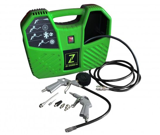Kompresor walizkowy Zipper ZI-COM2-8