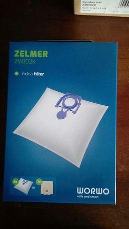 Worki do odkurzacza Zelmer