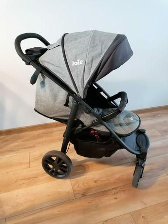 Wózek spacerowy Joie Litetrax 4, po jednym dziecku, stan bdb+