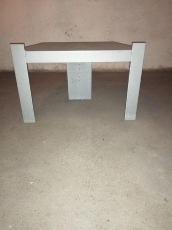 Stolik srebrny TV