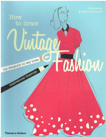 2068  How to Draw Vintage Fashion: Tips from top fashion designers