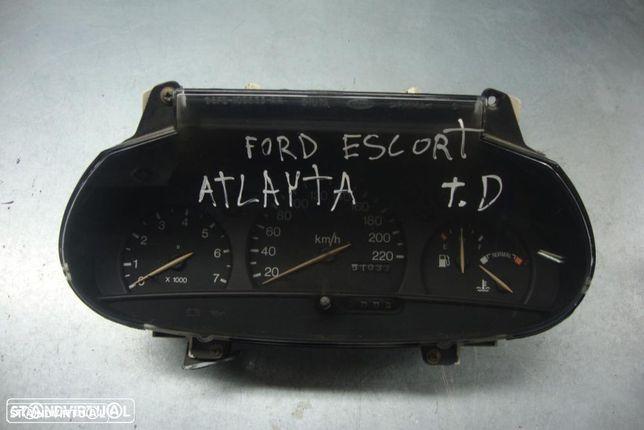 Quadrante Ford Escort Atlanta Td