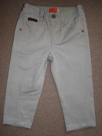джинсы на мальчика 6-12 мес