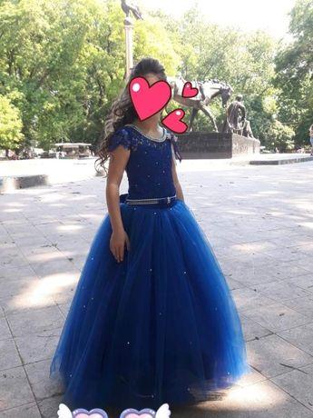 продам детское платье выпускное