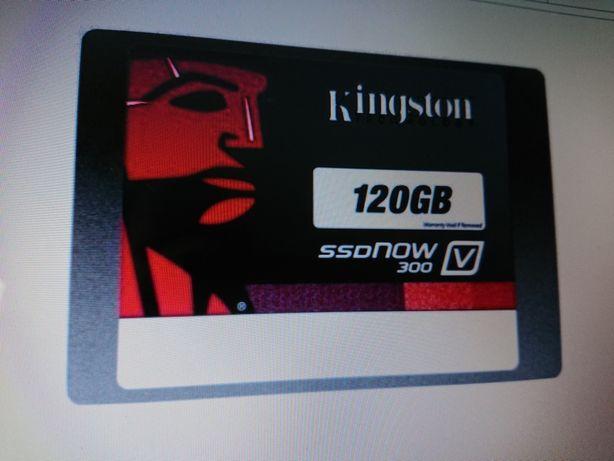 Dysk SSD Kingstone 120 GB Rzeszów stan BDB