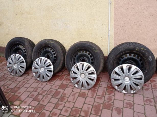 Koła Zimowe Opel Astra III