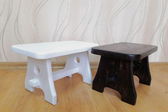 Продам скамейки из дерева 40*22*23 см