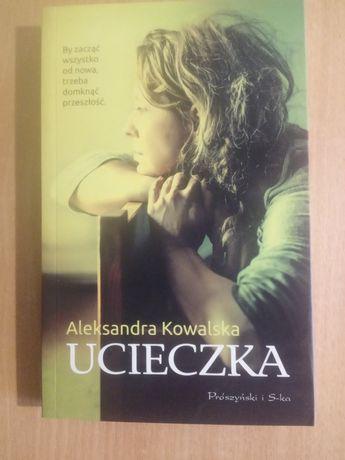 Książka Ucieczka Aleksandra Kowalska