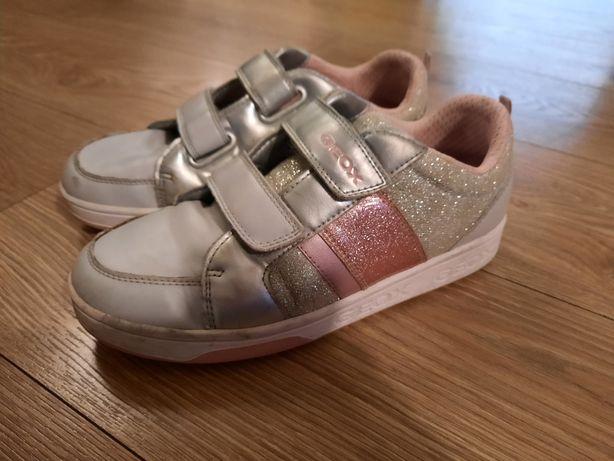 Buty sportowe Geox rozm 37 dziewczynka