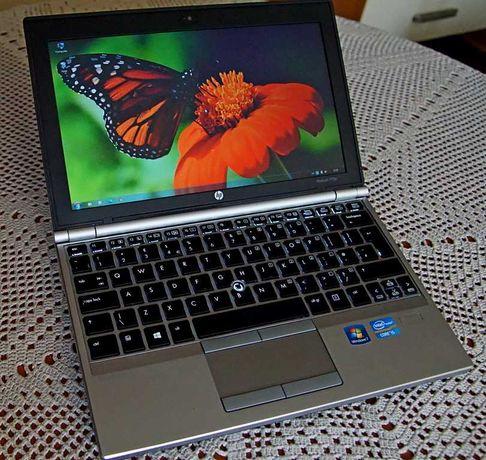 HP Elitebook 2170P - bardzo mocny maluch. podśw. klawiatura. 12 cali.