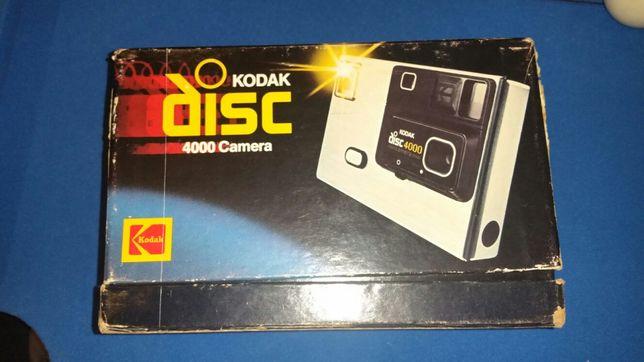 Máquina fotográfica Kodak disc 4000
