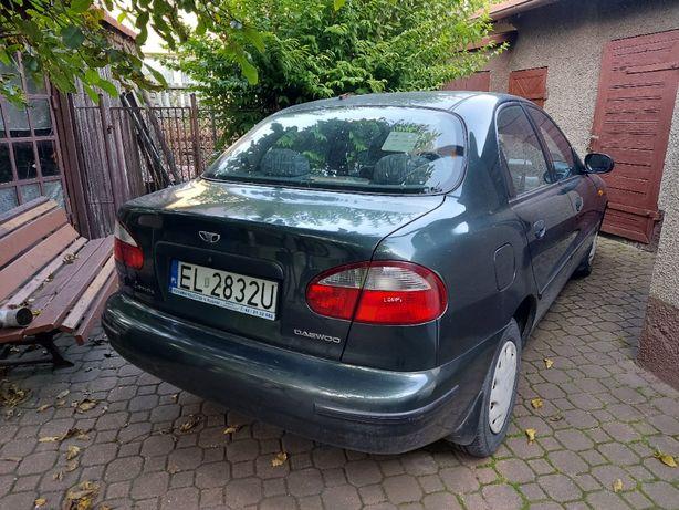 Samochód osobowy -Daewoo Lanos 1.5