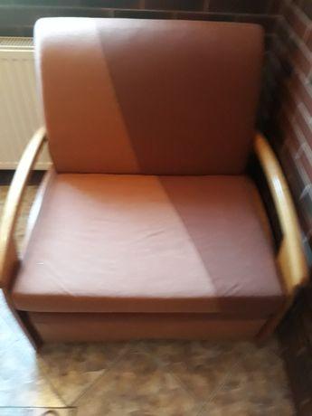 Sprzedam fotel jednoosobowy
