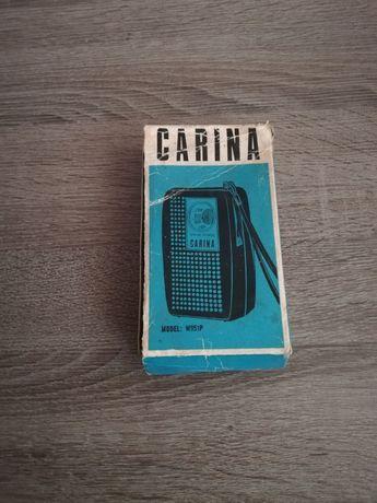 Radio Carina W951P all transistor solid state vintage