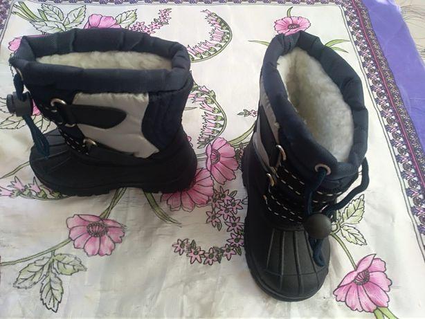 Обувь детская (сапожки)