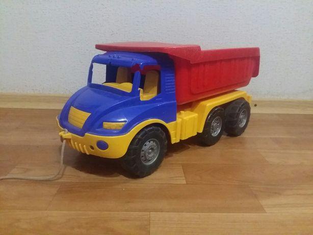 Грузовик , строительная машина 350 руб
