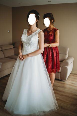 Suknia Ślubna+GRATISY