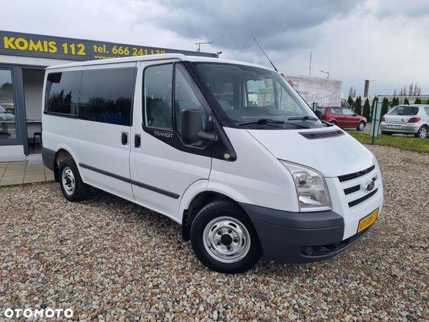 Ford Transit Świeżo sprowadzony / Zarejestrowany w PL / stan BDB / zamiana