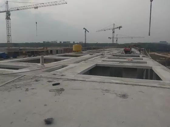 Алмазная резка бетона швонарезчком