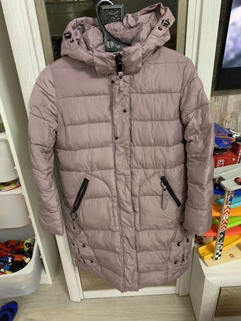 Продам зимнее пальто Snowimage 146 р